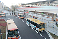 山陽電車 明石駅の画像