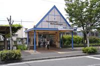 山陽電車 林崎松江海岸駅の画像